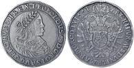 Taler 1661 RDR.,Ungarn Leopold I.,1657-1705 Vorzüglicher Prachtexemplar... 1350,00 EUR