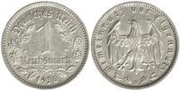 Reichsmark 1936 E Deutschland Drittes Reich vz-fast stempelglanz  65,00 EUR