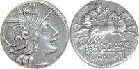 L.Saufeius,Denar 152 v.Chr.,Rom. fast vorzüglich  125,00 EUR  +  5,00 EUR shipping