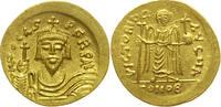 Solidus 603-607 n.Chr. Byzanz,Phocas FOCCAS,602-610 n.Chr. Prachtexemplar  980,00 EUR