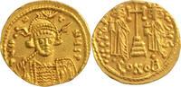 Solidus 668-685 n.Chr. Konstantin IV.,Heraklius u.Tiberius CONSTANTIN I... 995,00 EUR