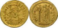 Solidus 471-473n.Chr. Byzanz.Leo I.,457-474 n.Chr  Prägefrisch, l. Dopp... 1050,00 EUR