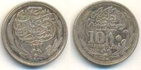 10 Piastres 1916 Ägypten: Hussein Kamil, 1914-1917: ss  15,00 EUR  +  1,00 EUR shipping