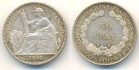 20 Centimes 1936 Französisch Indochina:  vz-st  75,00 EUR  +  3,00 EUR shipping