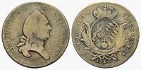 Bayern: Karl Theodor, 1777-1799. 1/2 Taler