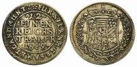 Anhalt-gemeinschaftlich: Johann Georg von Dessau. 1/12 Taler (Doppelgroschen)