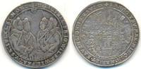 Sachsen Altenburg: 1/2 Taler Johann Philipp und seine 3 Brüder, 1603-1625: