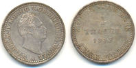 Taler 1835 A Hannover: Wilhelm IV, 1830-37: fast vz  150,00 EUR  +  4,00 EUR shipping