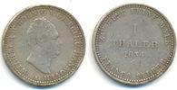 Taler 1834 A Hannover: Wilhelm IV, 1830-37: ss, kl. Randfehler und Krat... 60,00 EUR  +  3,00 EUR shipping