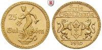 25 Gulden 1930 Danzig 25 Gulden 1930. Wert und Neptun mit Dreizack (Sti... 2650,00 EUR  +  10,00 EUR shipping