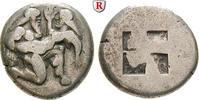 Stater 525-463 v.Chr. Thrakische Inseln Thasos f.ss  430,00 EUR  +  10,00 EUR shipping