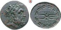 Bronze um 200-27 v.Chr. Lydien Tralleis ss+  175,00 EUR