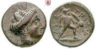 Bronze 400-344 v.Chr. Thessalien Trikka ss  450,00 EUR
