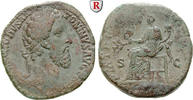 Sesterz 183-184  Commodus, 177-192 ss  220,00 EUR  +  10,00 EUR shipping