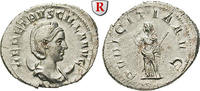 Antoninian 249-251  Herennia Etruscilla, Frau des Traianus Decius st  160,00 EUR