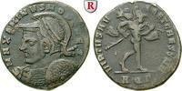 Follis 306-307  Maximinus II., Caesar, 305-309 ss, braune Patina  290,00 EUR  +  10,00 EUR shipping