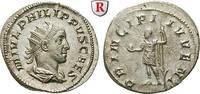 Antoninian 245-246  Philippus II., Caesar, 244-247 st, Vs. perfekt zent... 180,00 EUR  +  10,00 EUR shipping