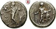 Stater 400-380 v.Chr. Kilikien Issos f.ss  390,00 EUR  +  10,00 EUR shipping