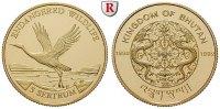 5 Sertrum 1992 Bhutan Jigme Singay Wangchuk, seit 1972, Gold, 7,78 g PP  220,00 EUR  +  10,00 EUR shipping
