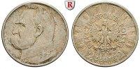 2 Zlote 1934 Polen 2. Republik, 1918-1939 vz  /  vz+  200,00 EUR  +  10,00 EUR shipping