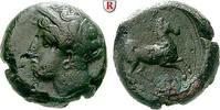 Bronze um 370-340 v.Chr. Sizilien Karthager in Sizilien ss+, kl. Hiebe ... 220,00 EUR  +  10,00 EUR shipping