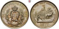 Silbermedaille 1877 Norwegen Oskar II., 1872-1905 st  250,00 EUR  +  10,00 EUR shipping
