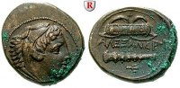 Bronze 336-323 v.Chr. Makedonien Königreich, Alexander III. der Grosse,... 350,00 EUR  +  10,00 EUR shipping