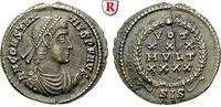 Siliqua 355-361  Constantius II., 337-361 ss-vz, Schrötlingsriß; Kratze... 300,00 EUR  +  10,00 EUR shipping
