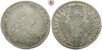 1/2 Taler 1763 Römisch Deutsches Reich Franz I., 1745-1765 ss, Vs. am R... 165,00 EUR  +  10,00 EUR shipping