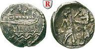 1/16 Schekel  Phönizien Sidon, Euagoras II. von Salamis, ca. 345-342 v.... 400,00 EUR