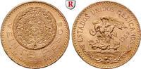 20 Pesos 1959 Mexiko Vereinigte Staaten, seit 1905, Gold, 16,67 g vz-st... 654,00 EUR  +  10,00 EUR shipping