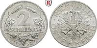 2 Schilling 1952 Österreich 2. Republik, seit 1945 st  400,00 EUR  +  10,00 EUR shipping