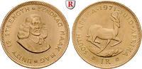 Rand 1961-1983 Südafrika Republik, seit 1961, Gold, 3,9940 g vz-st  154,00 EUR  +  10,00 EUR shipping