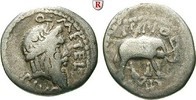 Denar 47-46 v.Chr.  Q. Caecilius Metellus, 47-46 v.Chr. ss  /  f.ss  220,00 EUR  plus 10,00 EUR verzending