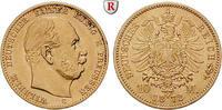 10 Mark 1872 C Preussen Wilhelm I., 1861-1888, 10 Mark 1872, C. Gold. J... 205,00 EUR  +  10,00 EUR shipping