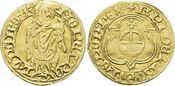 Gold-Gulden o.Jahr 1440 Lüneburg-Stadt  Se...