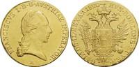 Gold-Dukat 1820  E Haus Habsburg / Österreich Franz II.(I.) 1792-1835.... 645,00 EUR free shipping