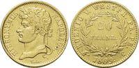 Gold-20 Franken 1809  C Westfalen-Königreich Hieronymus Napoleon 1807-... 975,00 EUR