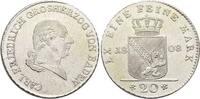 20 Kreuzer 1808 Baden-Durlach Karl Friedrich 1806-1811. Selten, sehr sc... 275,00 EUR
