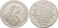 1/2 Taler 1721 Brandenburg-Preussen Friedrich Wilhelm I. - der Soldaten... 1975,00 EUR