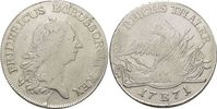 Taler 1771  B Brandenburg-Preussen Friedrich II. 1740-1786, Münzstätte... 139,00 EUR  +  5,00 EUR shipping