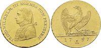 Gold-Friedrichsd'or 1797  A Brandenburg-Preussen Friedrich Wilhelm III... 2750,00 EUR free shipping
