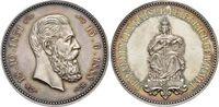 Brandenburg-Preussen AR-Medaille Friedrich III. 1888.