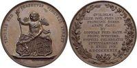 Bronze-Medaille 1839 Württemberg Sophie Friederike Mathilde 1818-1877. ... 165,00 EUR  +  5,00 EUR shipping