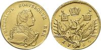 Gold-Friedrichsd'or 1750  A Brandenburg-Preussen Friedrich II. 1740-17... 3350,00 EUR