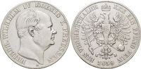 Vereinstaler 1859  A Brandenburg-Preussen Friedrich Wilhelm IV. 1840-1... 89,00 EUR  +  5,00 EUR shipping