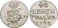 1/48 Taler 1733 Brandenburg-Preussen Friedrich Wilhelm I. - der Soldate... 39,00 EUR  +  5,00 EUR shipping