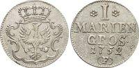 Mariengroschen 1752  F Brandenburg-Preussen Friedrich II. 1740-1786, Mü... 125,00 EUR  +  5,00 EUR shipping