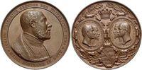 Bronze-Medaille 1858 Sachsen-Jena, Stadt  ...