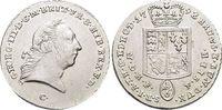 1/6 Taler 1792  C Braunschweig-Calenberg-Hannover Georg III. 1760-1820.... 89,00 EUR  +  5,00 EUR shipping